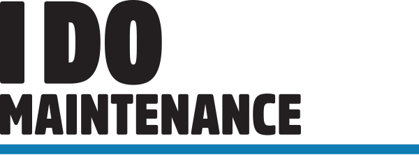 I Do Maintenance logo
